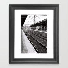 Diversions Framed Art Print