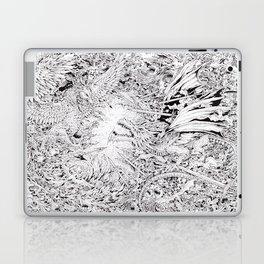 Fire & Ice Laptop & iPad Skin