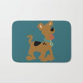 Puppy Scooby Bath Mat