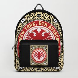 Without Music Backpack