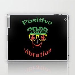 Positive Vibration Laptop & iPad Skin