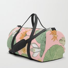 Vintage Royal Gardens #society6artprint #buyart Duffle Bag
