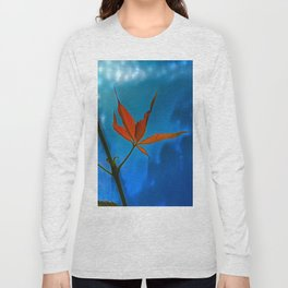 The sprouts of maiden grapes Long Sleeve T-shirt