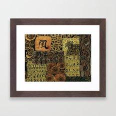 flodsam Framed Art Print