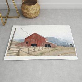 The Barn Rug