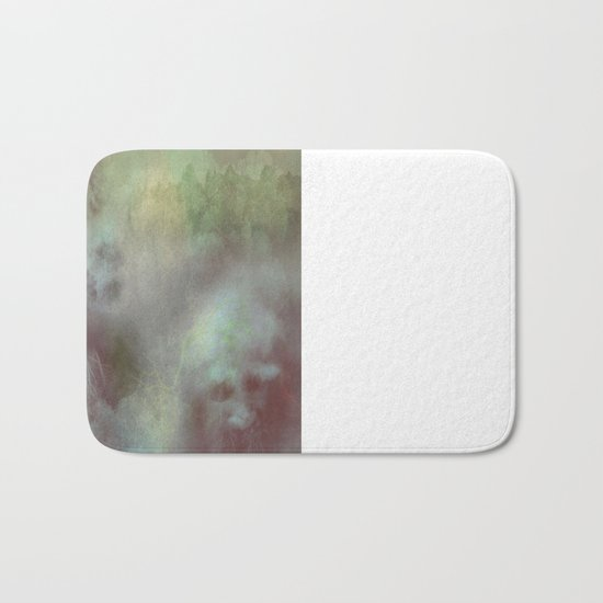 The ghosts of the cursed forest Bath Mat