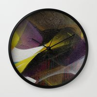 panther Wall Clocks featuring Panther by Zmogk