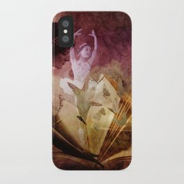 All of her days are written in His Book. iPhone Case
