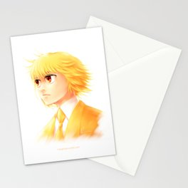 Under the light Stationery Cards