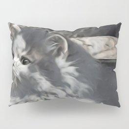 Fur Ball Pillow Sham