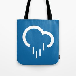 Downpour - Better Weather Tote Bag