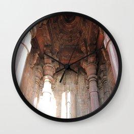 Bhojpur Shiva Temple Wall Clock