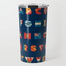 The Alflaget 3 Travel Mug