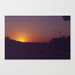 Route 80 Canvas Print