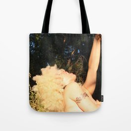 Resistance out Tote Bag