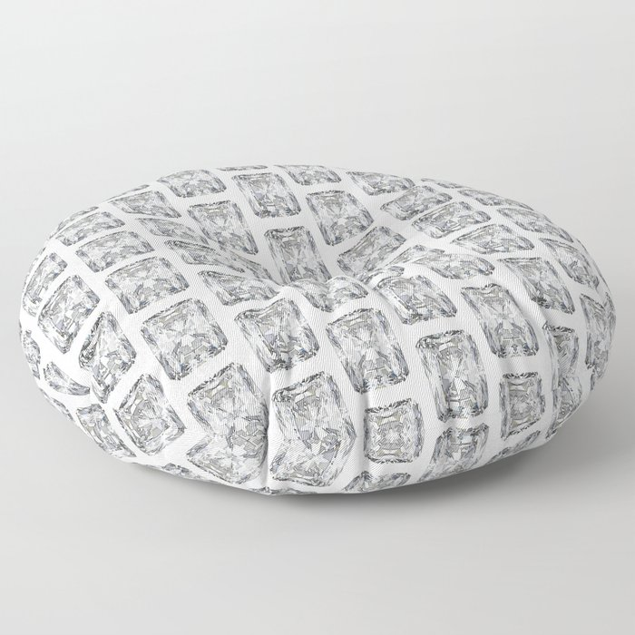 Radiant Floor Pillow