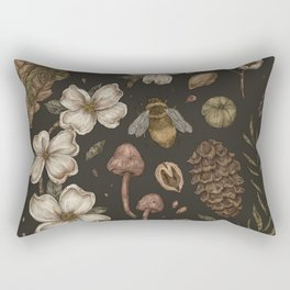 Nature Walks Rectangular Pillow
