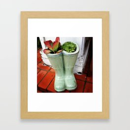Gummies in Dana Point Framed Art Print
