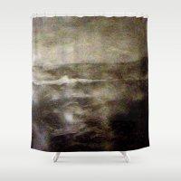 scotland Shower Curtains featuring Scotland  by Maria Julia Bastias