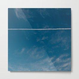 Sky-line Metal Print