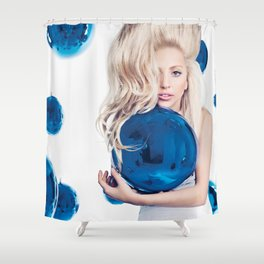 We Could Belong Together Shower Curtain