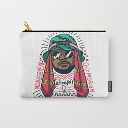 SchoolboyQ Carry-All Pouch