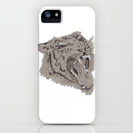 Intimidation iPhone Case