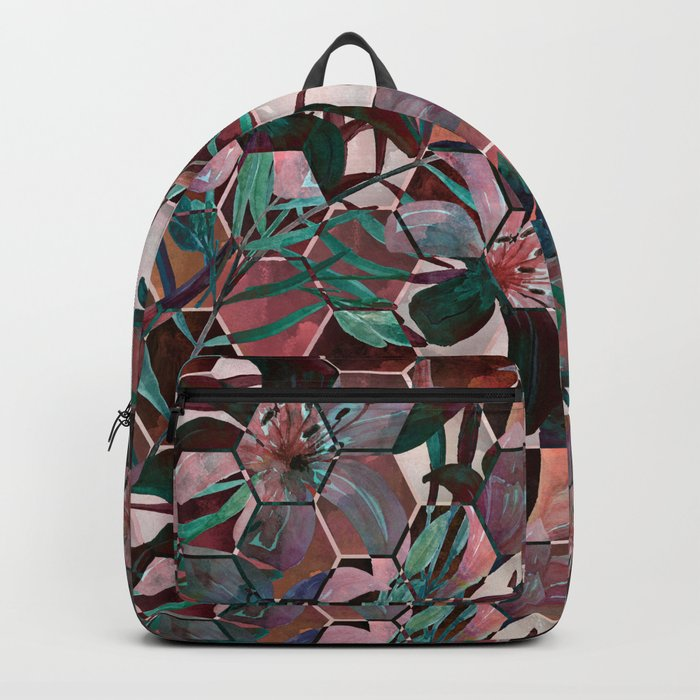 Abstraction. 2 Backpack