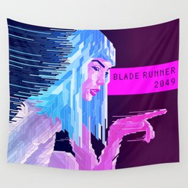 Blade Runner 2049 Wall Tapestry
