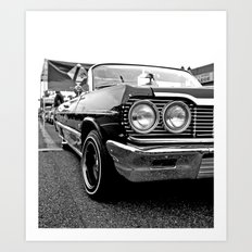 '64 details Art Print