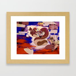 Kur #1 Framed Art Print