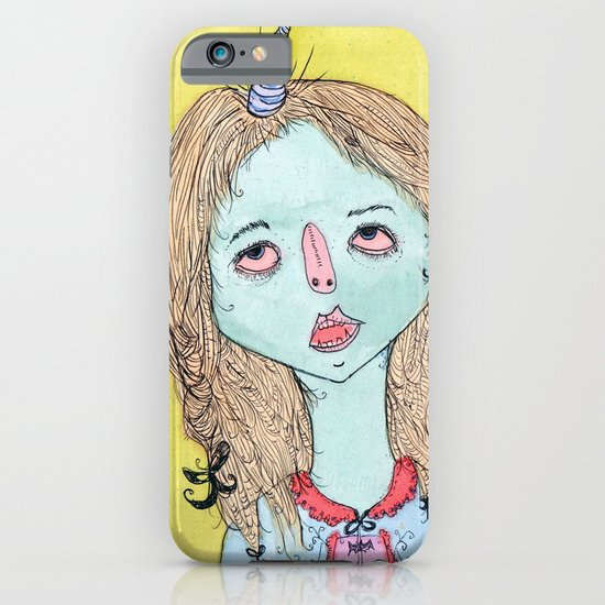 MI CUERNO iPhone & iPod Case
