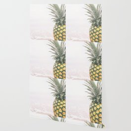 Pineapple Beach Wallpaper