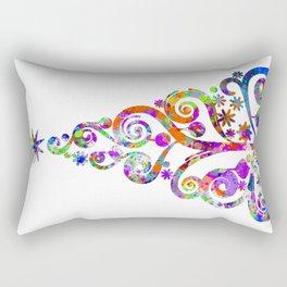 Cristmas Tree Rectangular Pillow
