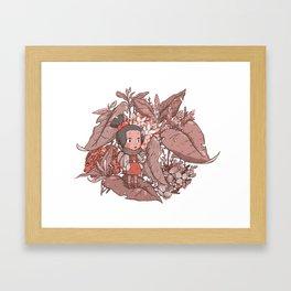 BORROWER Framed Art Print