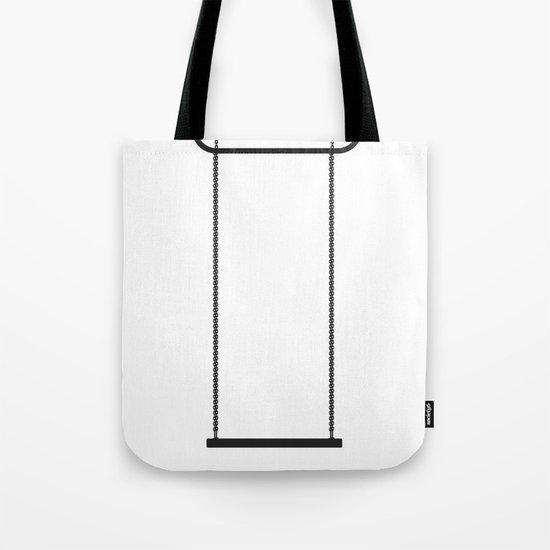 High swing Tote Bag