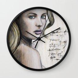 Candice Wall Clock