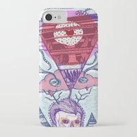 friday iPhone & iPod Cases featuring Friday by Andon Georgiev