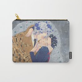 Kiss on Ice Carry-All Pouch