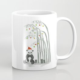 Christmas Panda Coffee Mug