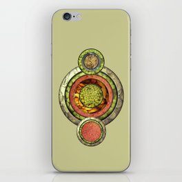 Tris Food iPhone Skin