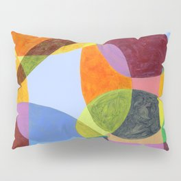 Composition Two Pillow Sham