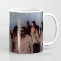 zombies Mugs featuring ZOMBIES V by Zombie Rust