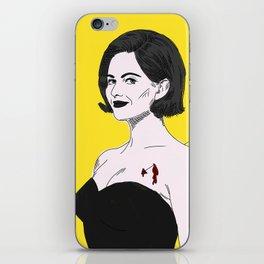 Stupid Cupid iPhone Skin