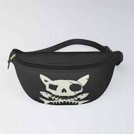 Cat Pirate Fanny Pack