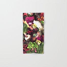 Fruit and Vegetable Salad Surprise Hand & Bath Towel