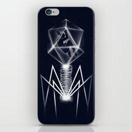 Human Virus iPhone Skin
