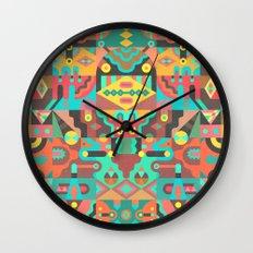 Schema 10 Wall Clock
