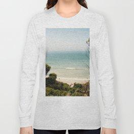 Vintage Beach Long Sleeve T-shirt