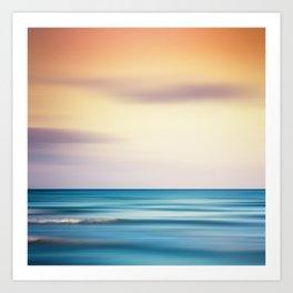 Sunset Shimmer Art Print